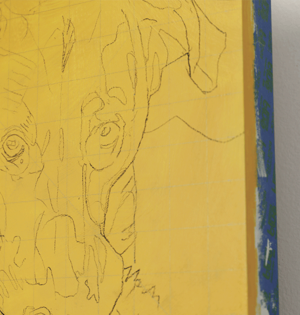 Underpainting & Drawing